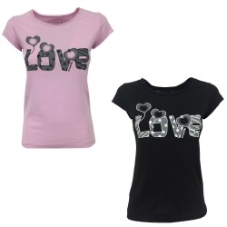 EMPATHIE women's t-shirt mod S2100105 100% cotton MADE IN ITALY
