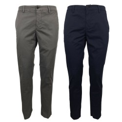 WHITE SAND men's chino trousers art SU10 83 MADE IN ITALY