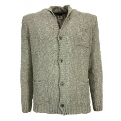 H953 blazer man shawl collar color mastic art HS3246 100% cotton MADE IN ITALY