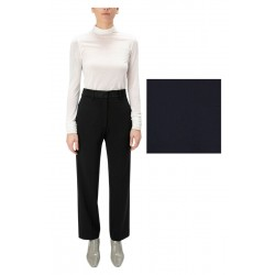 MEIMEIJ Milan stitch woman trousers mod M1IB21 MADE IN ITALY