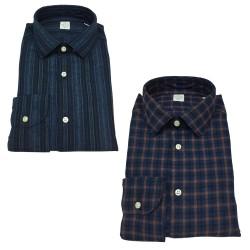 GMF 965 man shirt long sleeve fantasy 10.AL 911410 100% cotton
