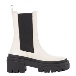 EQUITARE low boot woman cream art 13-536 GASTON NAPA SILK MADE IN SPAIN