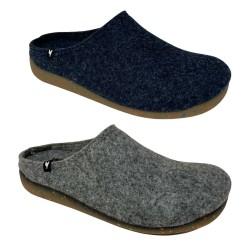 PITAS woman slipper boiled wool mod KOTI MADE IN SPAIN