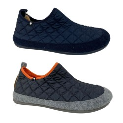 PITAS closed slipper man quilted mod PAD 100% polyester MADE IN SPAIN