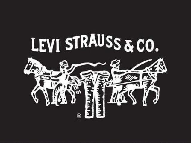 marchio dei Levi's, due cavalli che tirano un paio di jeans senza riuscire a romperli